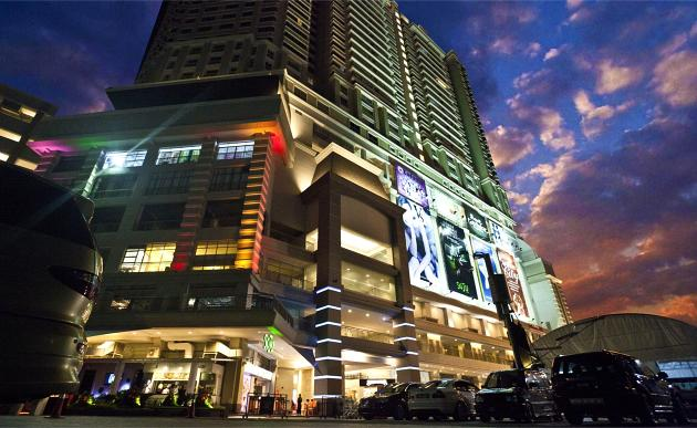 Birch Plaza Sits Atop A Commercial Retail Podium Block Of The Penang Times Square
